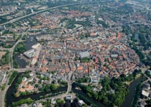 Genieten van het gezellige centrum van Zwolle