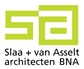 Slaa + van Asselt architecten BNA